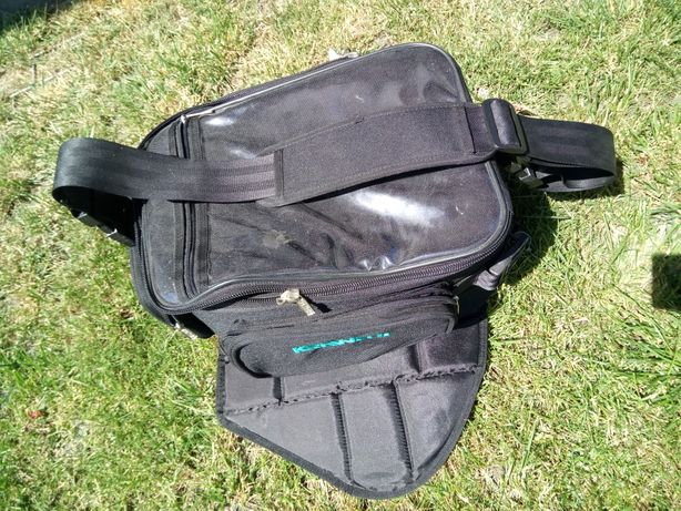 Torba na motocykl tankbag na bak mocne magnesy Krawehl