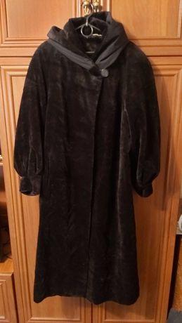 Куртка пальто шуба альпака hawela
