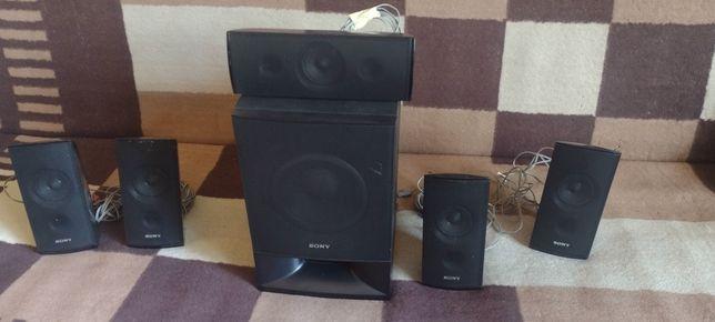 Zestaw głośników 5,1 Sony