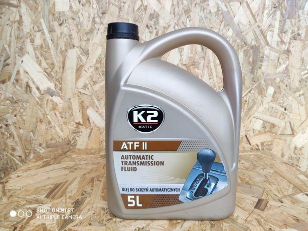 Olej do Automatycznej skrzyni biegów ATF II-K2 5L-Wyprzedaz Magazynu