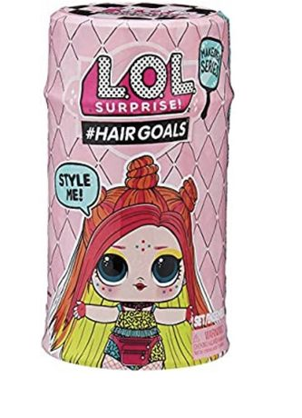 Капсула лол lol hairgoals 2 серии! Оригинал! Есть определенные!