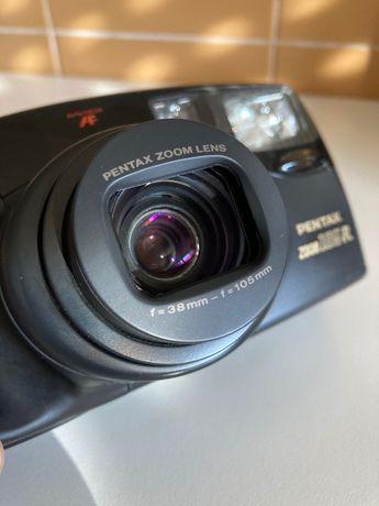 Máquina fotográfica analógica 35mm Pentax Zoom 105R