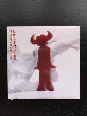 Jamiroquai [Single Colecionador] Seven Days in Sunny June
