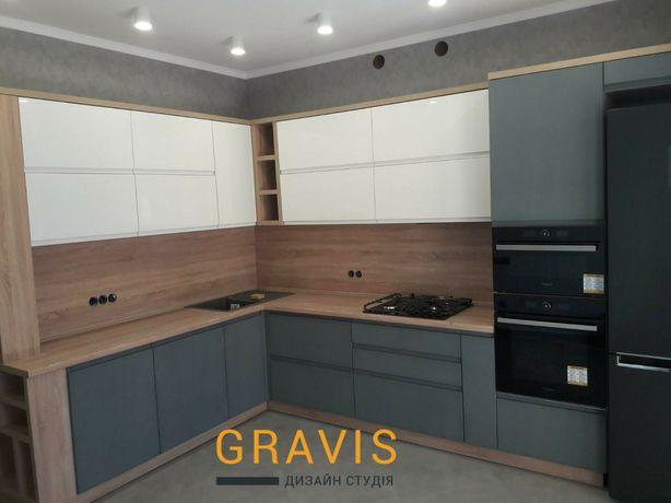 Кухни и шкафы под заказ