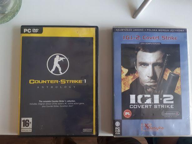 Counter Strike Anthology + CS Condition Zero ,Igi 2 covert strike PC