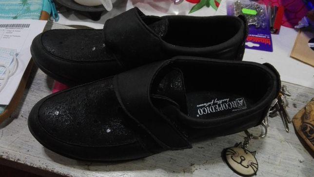 Sapatos senhora Arcopedico
