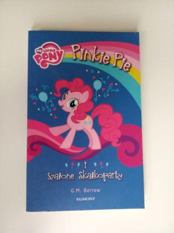 Książka My Little Pony Pinkie Pie i Szalone Skałkoparty