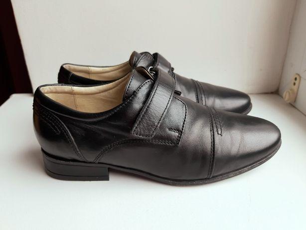Туфли натур. кожа Каприз Украина р.32 классика классические