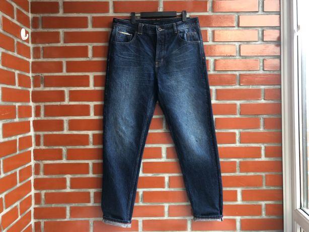 I Love Ugly ILU Selvedge мужские джинсы сэлдвидж размер 34 Б У MOM