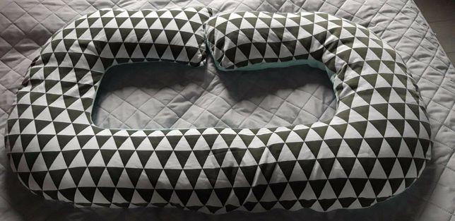 Poduszka dla kobiet w ciąży.