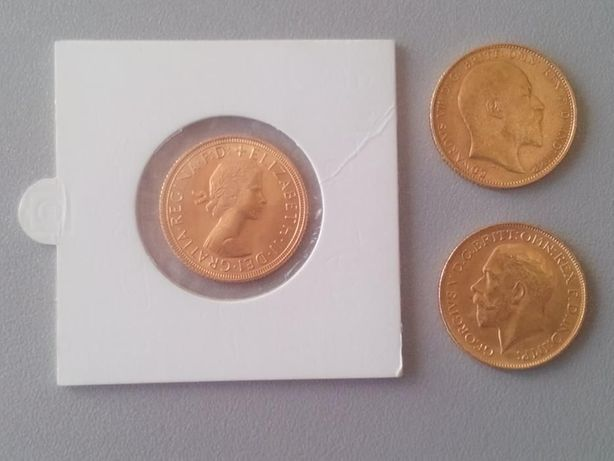 3 Libras Ouro