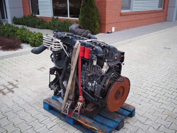 MAN D2866 LF20, uszkodzony silnik diesla z osprzętem, holmer, tga, tgx