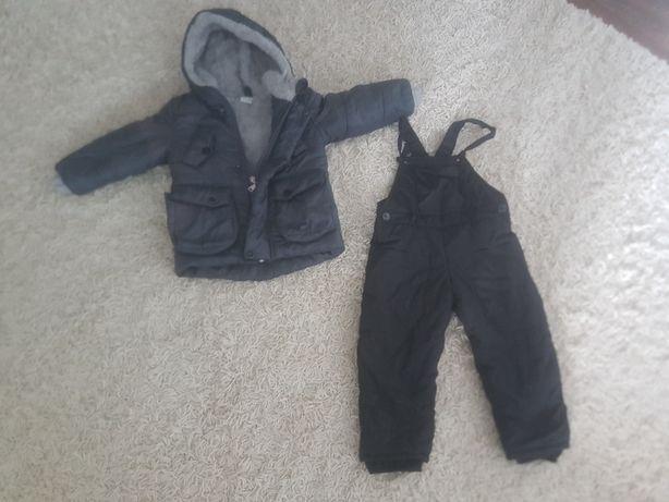 Зимовий верхній одяг