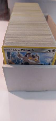 Karty pokémon -500 sztuk