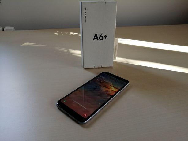 Samsung Galaxy a6 plus + 3/32 stan idealny