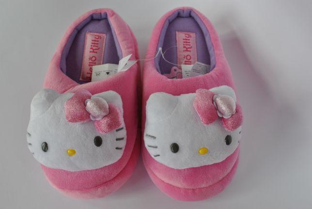 Тапочки Hello Kitty детские для девочки