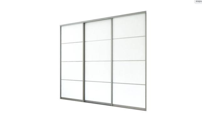 drzwi przesuwne szafa wnękowa wymiar 261-280cm