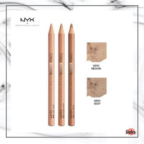 NYX Wonderpencil korektor/kredka nowa