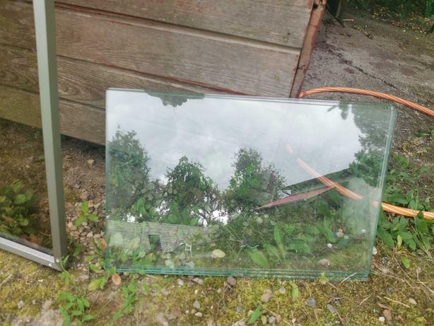 Szklane półki, szyba 565x370x8