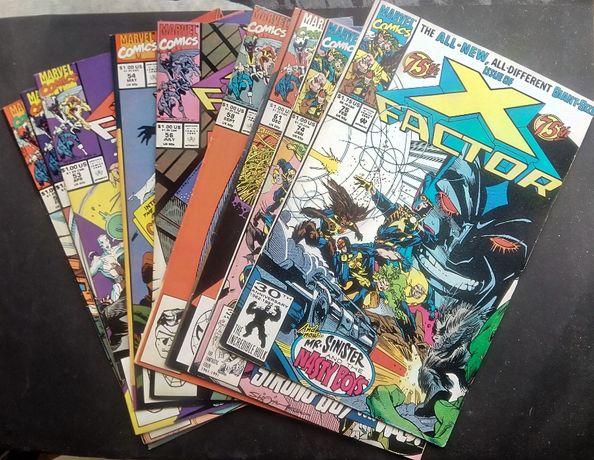 x factor / marvel comics