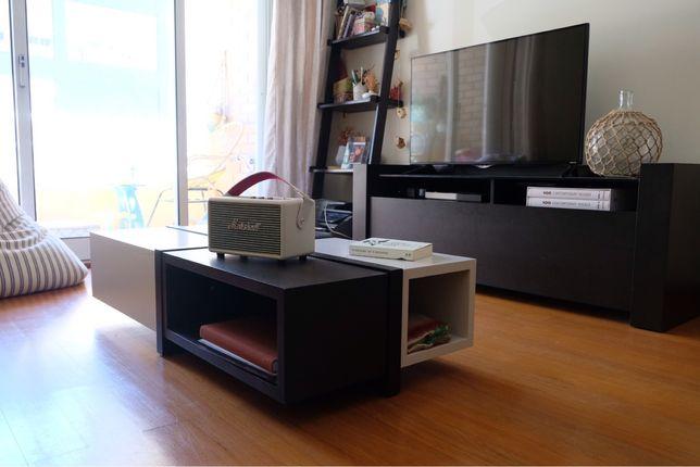 Mobília de sala - Mesa de centro Antarte