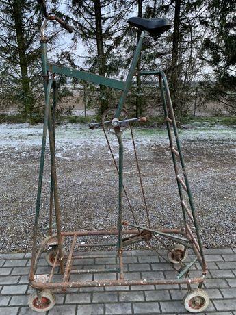 Rower, pojazd inspekcyjny