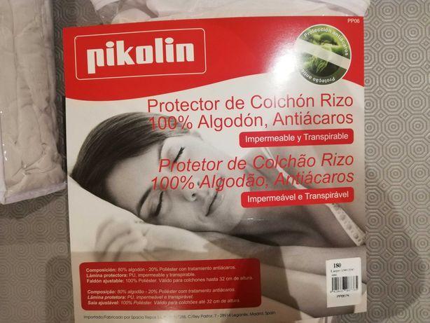 Capa Protetora Colchão 180x200 Pikolin NOVO