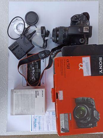 Фотоапарат Sony a58