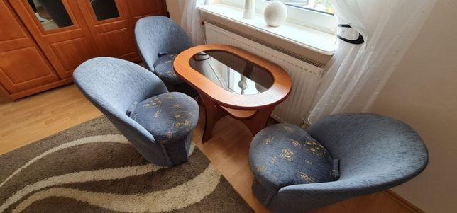 Fotel - krzesło tapicerowane