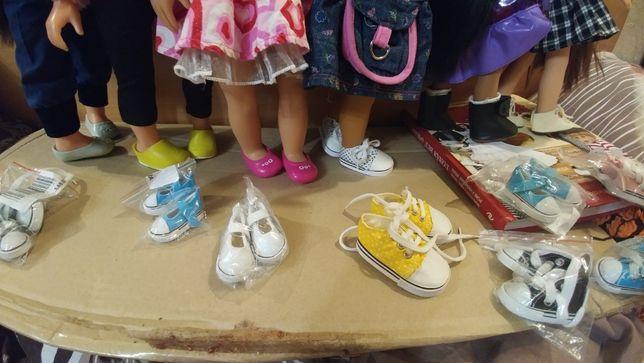 Кукла ,обувь разную продам 5см,6см,7см фирменная,новая,суперовая