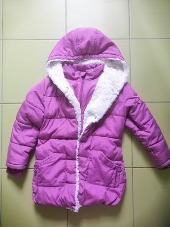 Куртка пальто зимняя Topolino