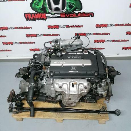 Swap Motor B16A2 Honda VTI