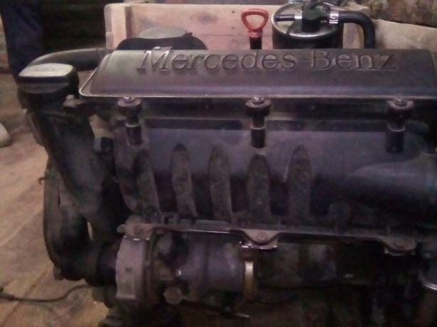 Двигун Мерседес А Класс 1.4 1.6 1.7 1.9 W 168