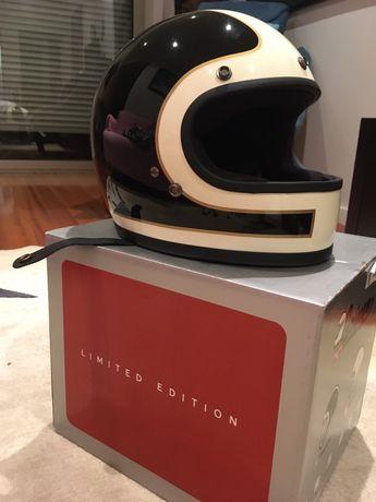 Biltwell Gringo Tracker M Limited Edition vintage gold