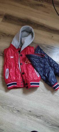 Теплая курточка на осень