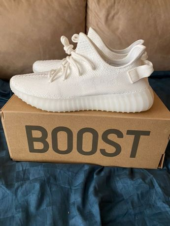 Adidas Yeezy Boost 350v2 Cream White 43-44 размер