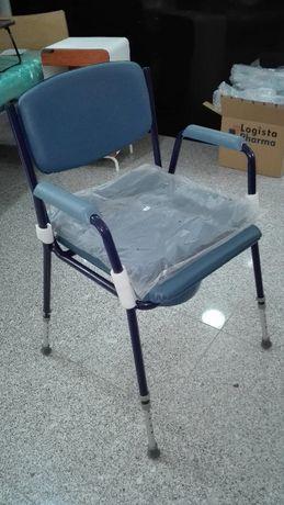 Cadeira sanitaria