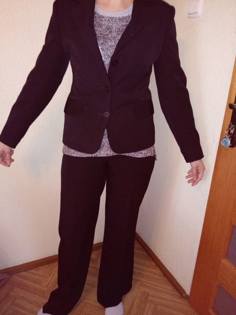 Okazja!!! Garnitur damski (marynarka+spodnie)
