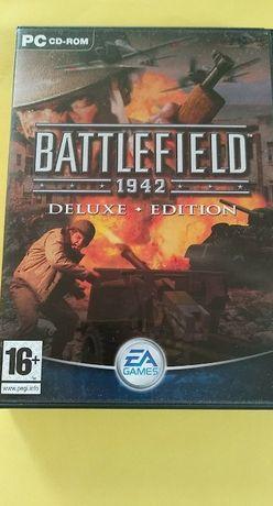 BATTLEFIELD 1942 Dekuxe Edition PREMIEROWE PC PL - 2002 rok