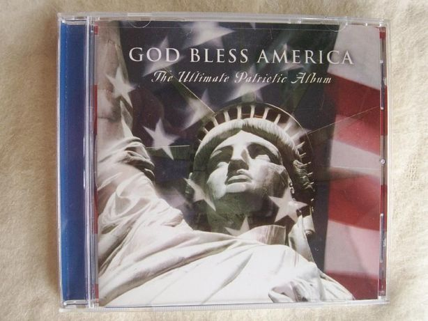 GOD BLESS AMERICA The Ultimate Patriotic Album CD