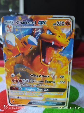 Carta de Pokémon Charizard