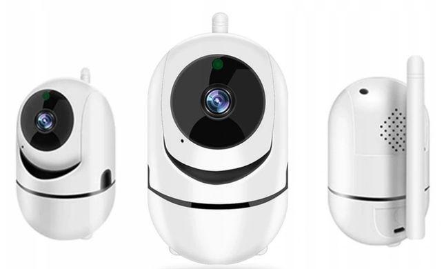 Kamera domowa Niania Elektroniczna Kamera Wifi Obrotowa HD 1280P