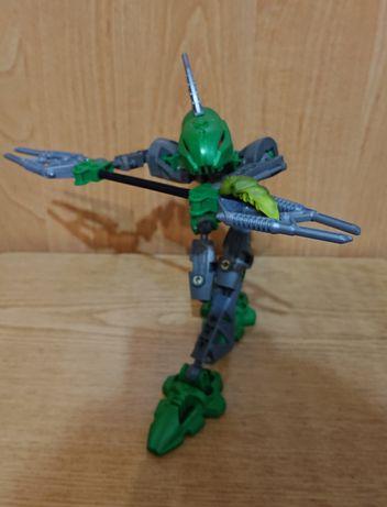 Оригинал Lego Lego Bionicle Rahkshi Lerahk 8589 комплект kraata