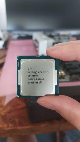 Intel i5 7600k (Socket 1151)