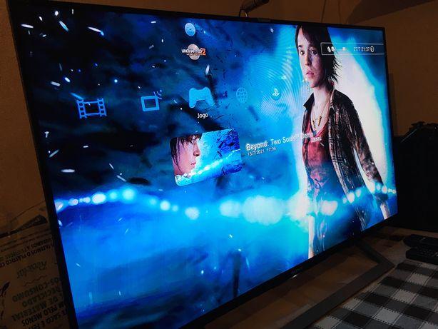 "Smart TV Sony Bravia 43"" , Tem Wi-Fi, YouTube ..Como Nova"