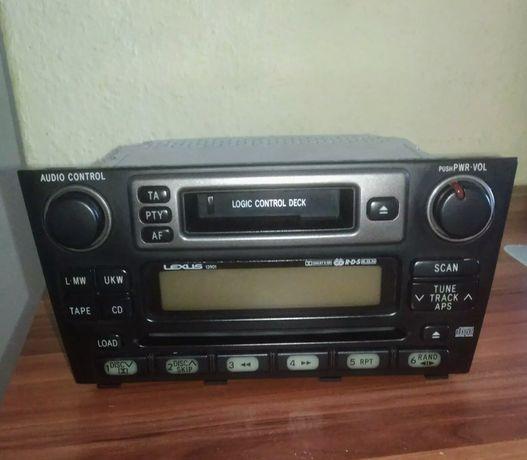 Rádio Lexus IS200