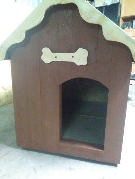Duza ocieplana buda dla psa np owczarka XL- TANIO- nizsza cena