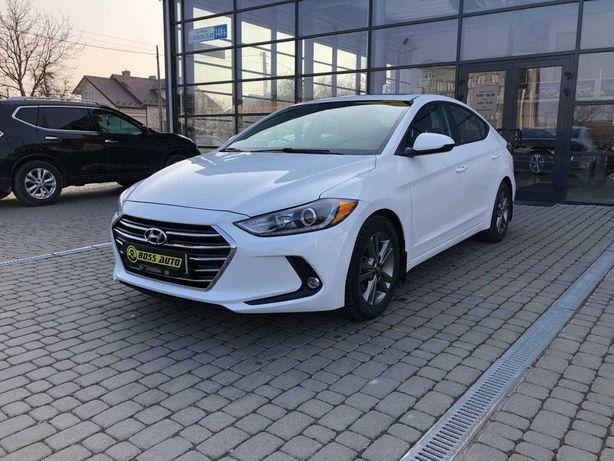 Hyundai Elantra 2017 2.0