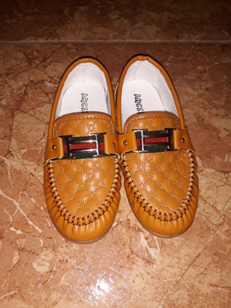 Туфли, мокасины для мальчика
