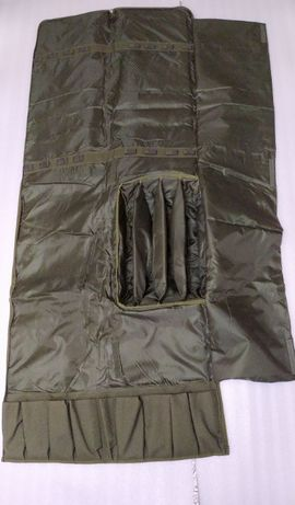 Карповый чехол для двухчастных удилищ с катушками 205 см
